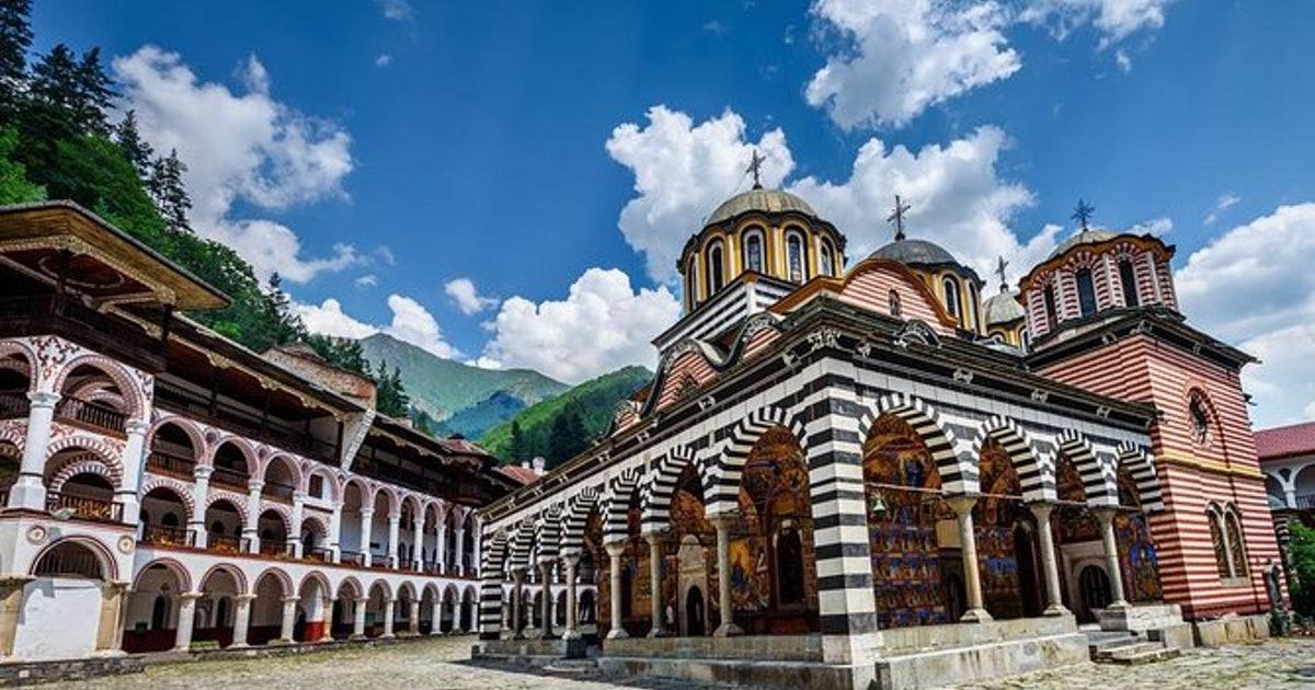 Manastirea Rila - Bulgaria