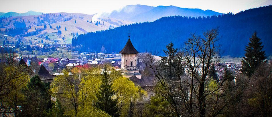 Manastiri in Bucovina