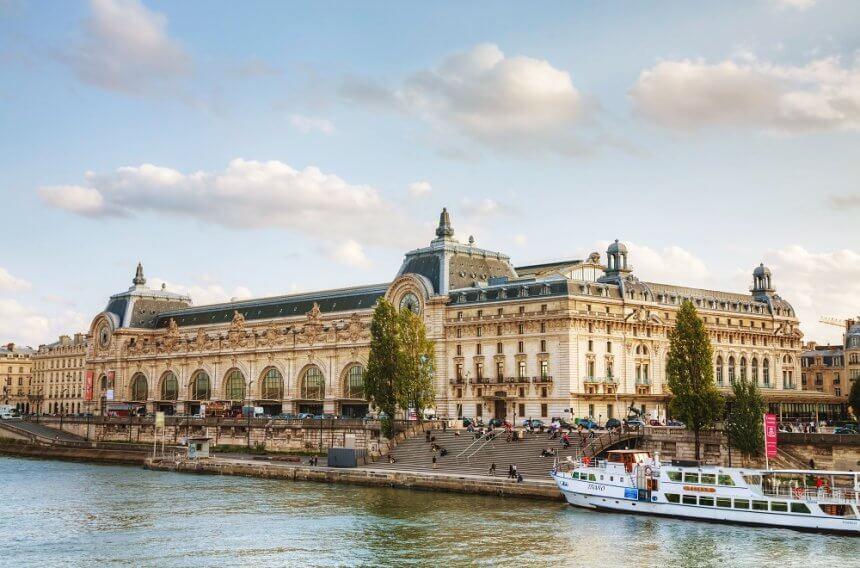Muzeul D'Orsay - Paris