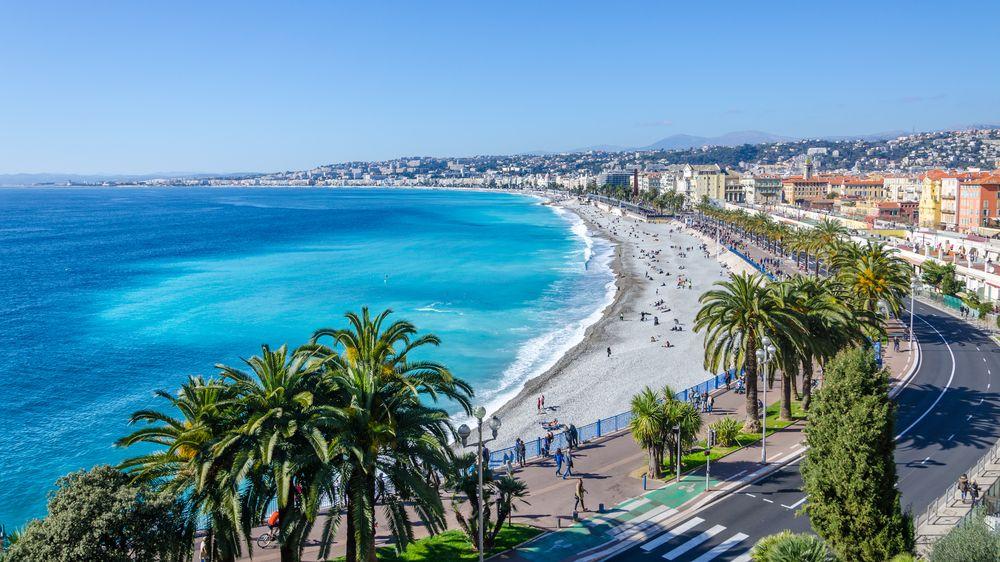 Nice - Coasta de Azur