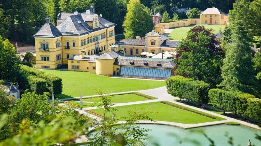 Palatul Hellbrunn - Salzburg