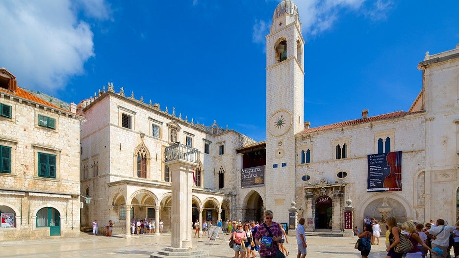 Palatul Sponza - Dubrovnik