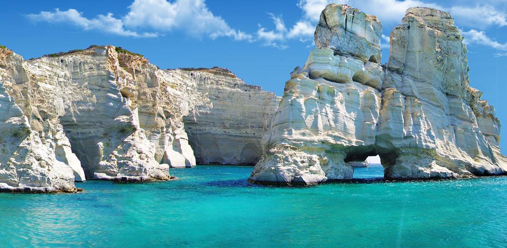 Papafragas - insula Milos