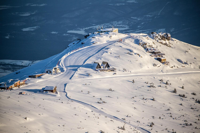 Partia de ski Markudjik - Borovets