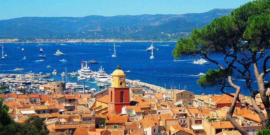 Saint Tropez - Coasta de Azur