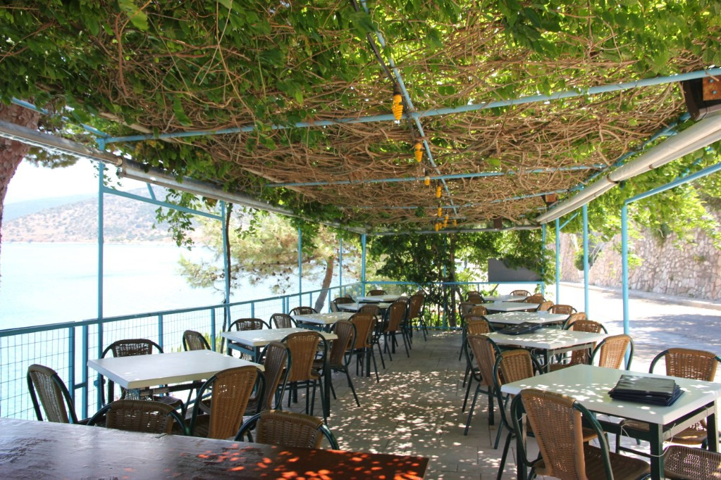 Taverna Paradise Beach - Agia Efimia