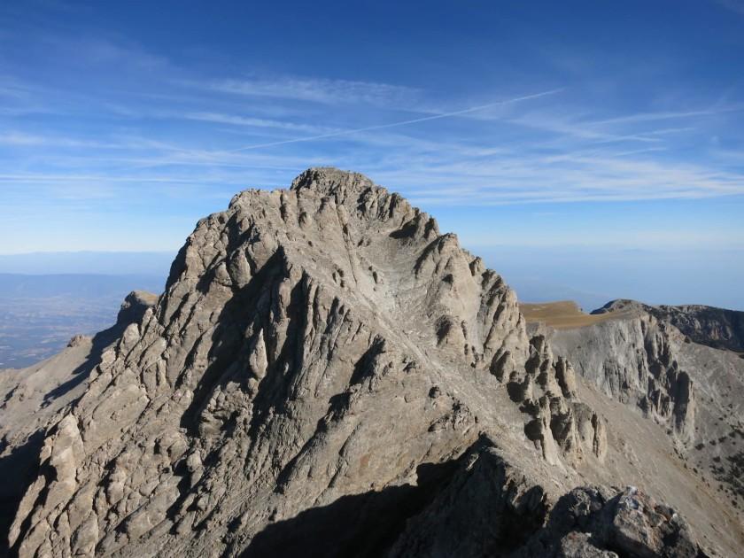 Varful Mytikas - Muntele Olimp