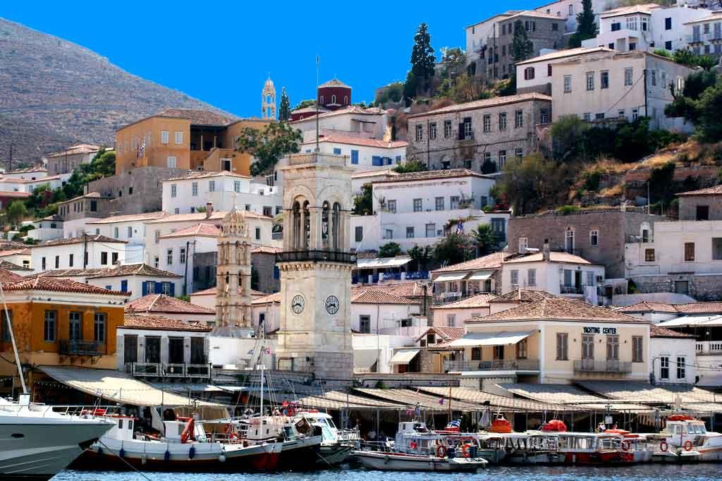 insula Hydra, Grecia