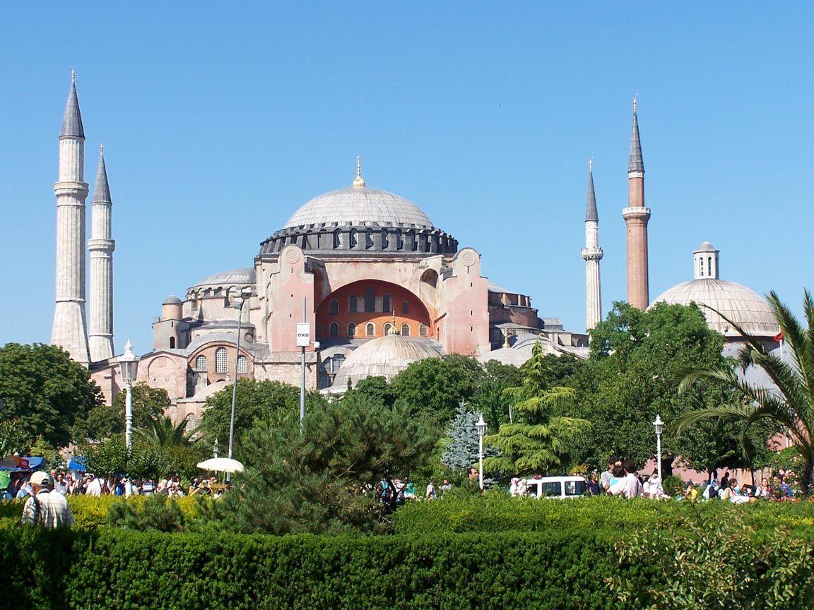 Sfanta Sofia - Istanbul