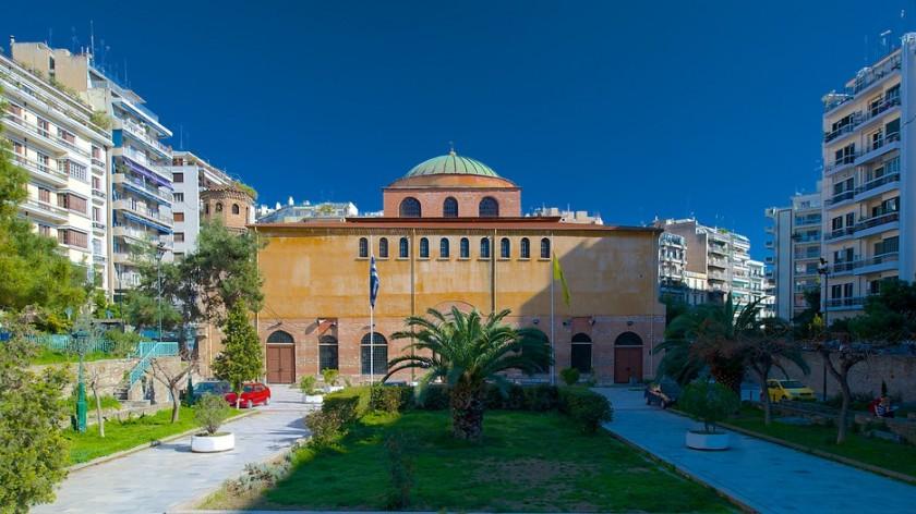 Agia Sofia - Salonic