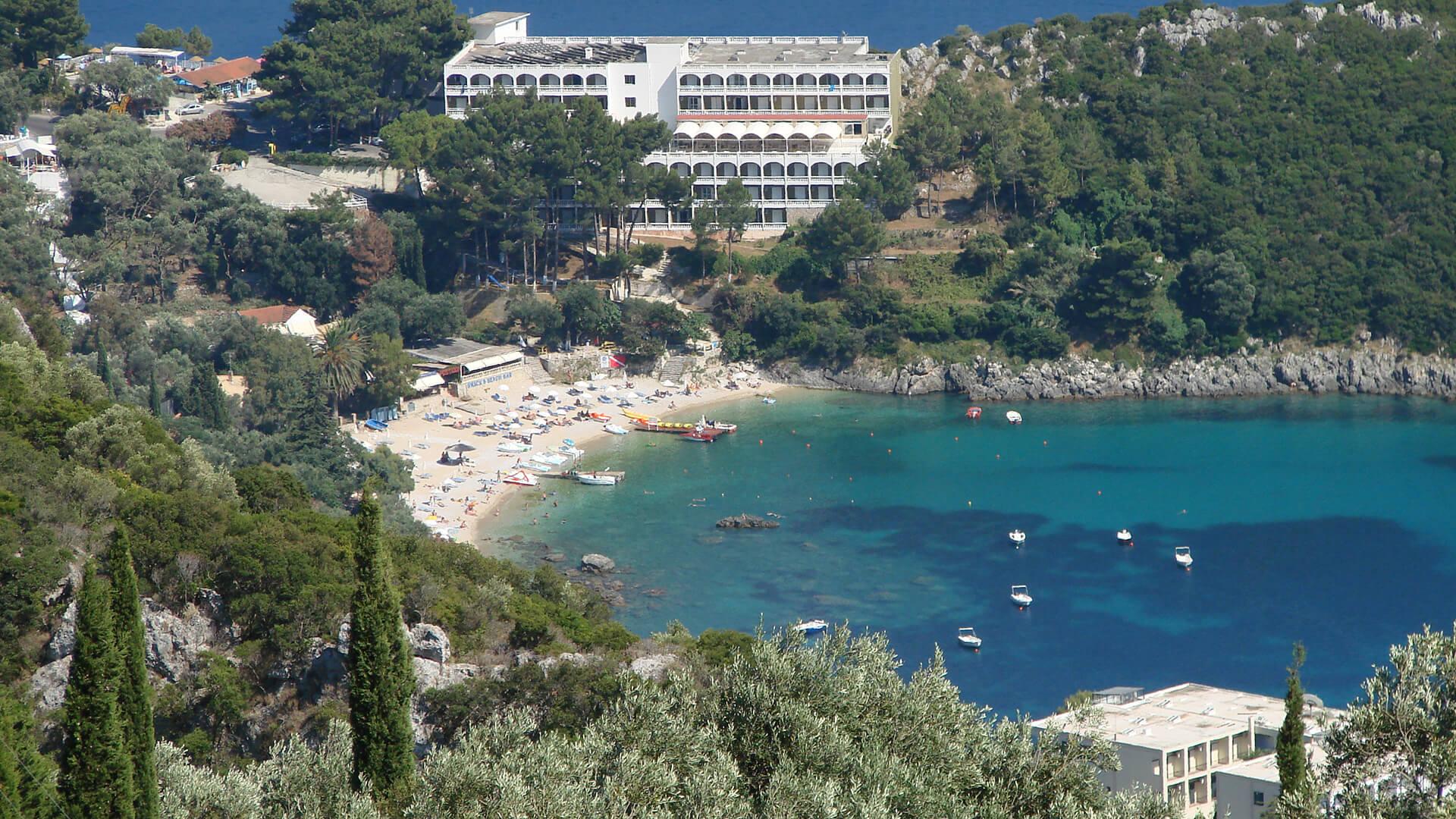 Agia Triada Beach - Paleokastritsa, Corfu