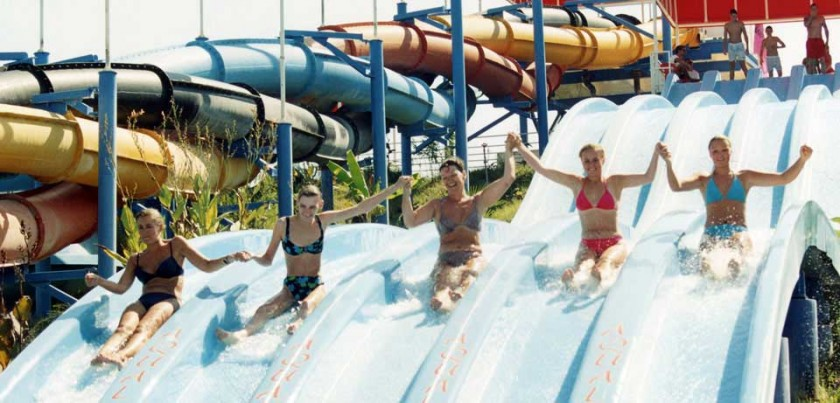 Aqualand Corfu - distractie la superlativ