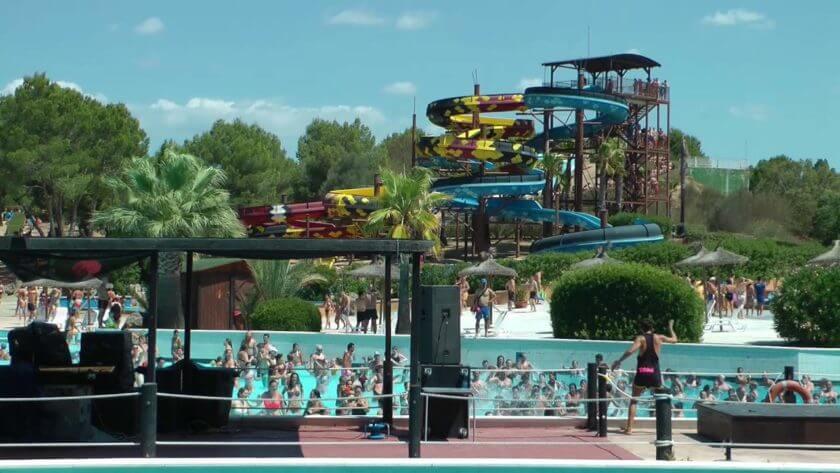 Aqualand - El Arenal, Mallorca