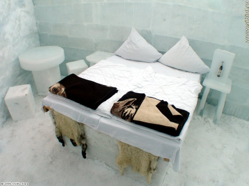 Camera Hotelul de Gheata Balea Lac