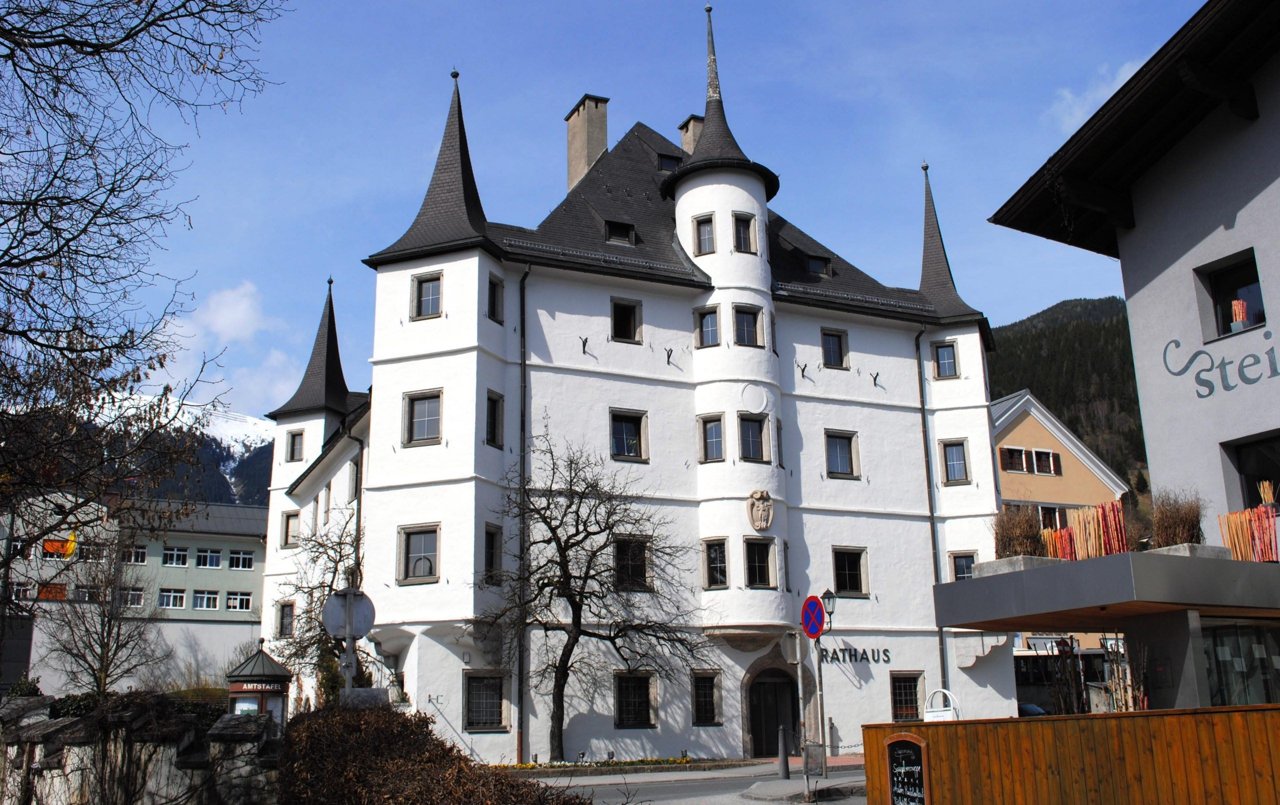 Castelul Rosenberg - Austria