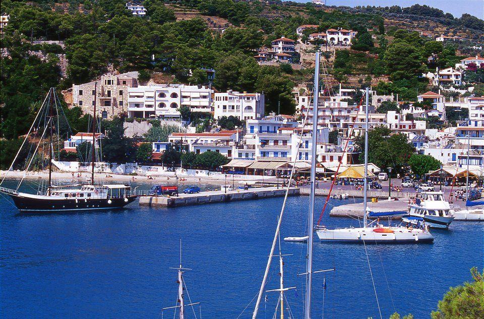 Insula Alonissos, Grecia