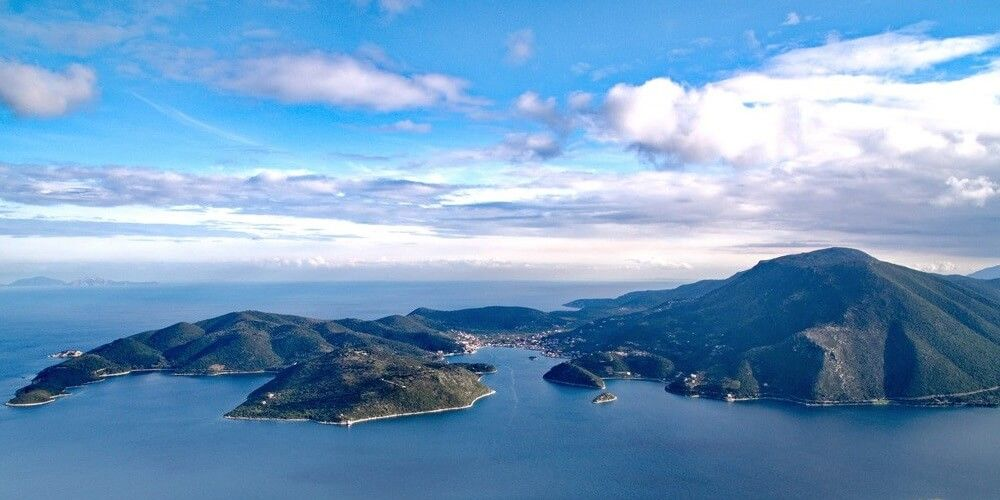 Insula Ithaka - Grecia