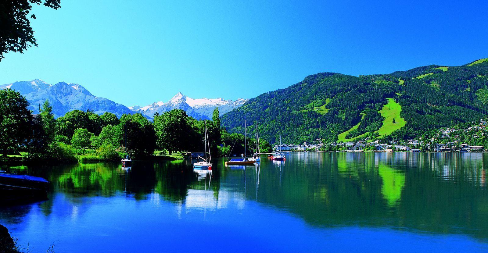 Lacul Zell - Austria