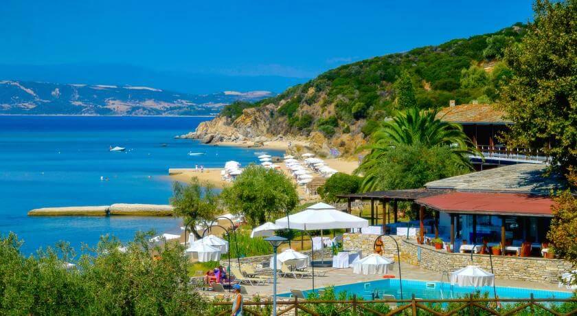 Ouranopolis - Halkidiki, Grecia