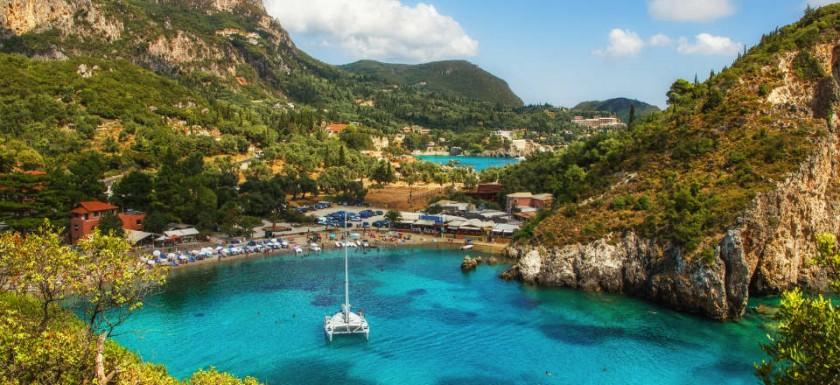 Paleokastritsa - Corfu, Grecia