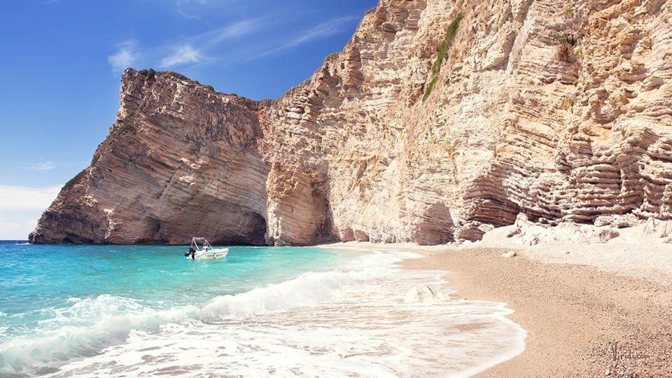 Paradise Beach - Paleokastritsa