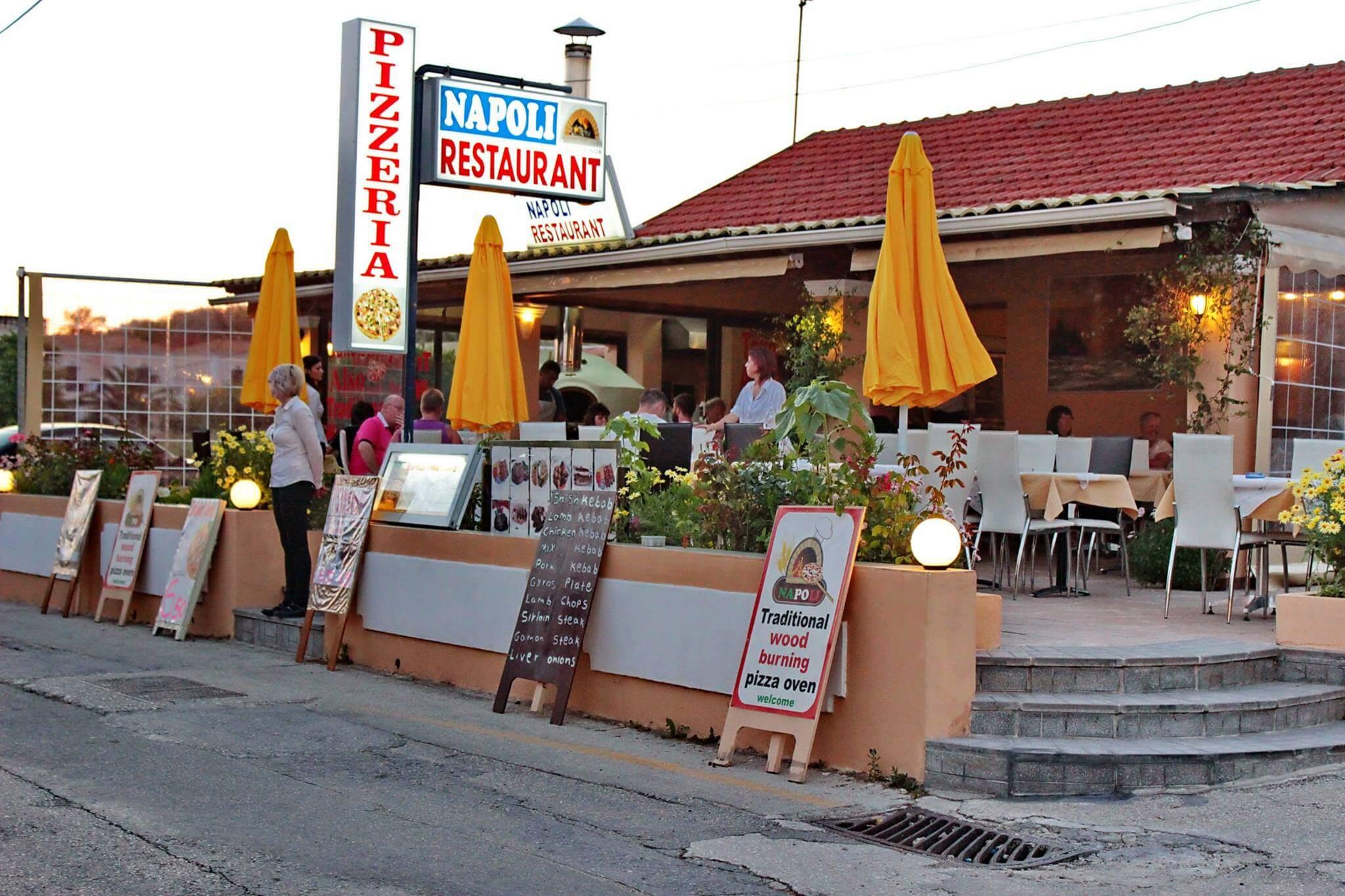 Pizzeria Napoli - Sidari