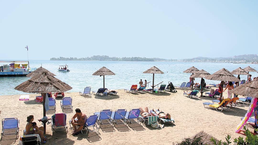 Plaja Gouvia - Corfu