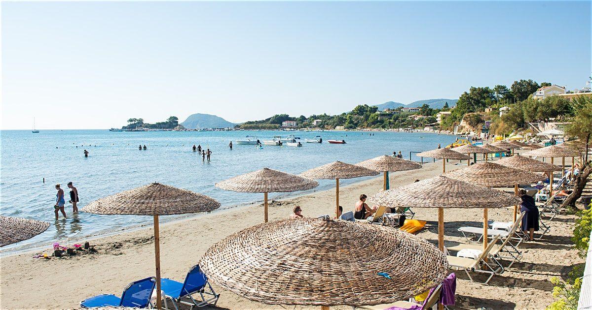 Plaja Laganas - insula Zakynthos