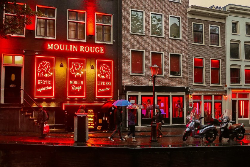 Moulin Rouge - Amsterdam