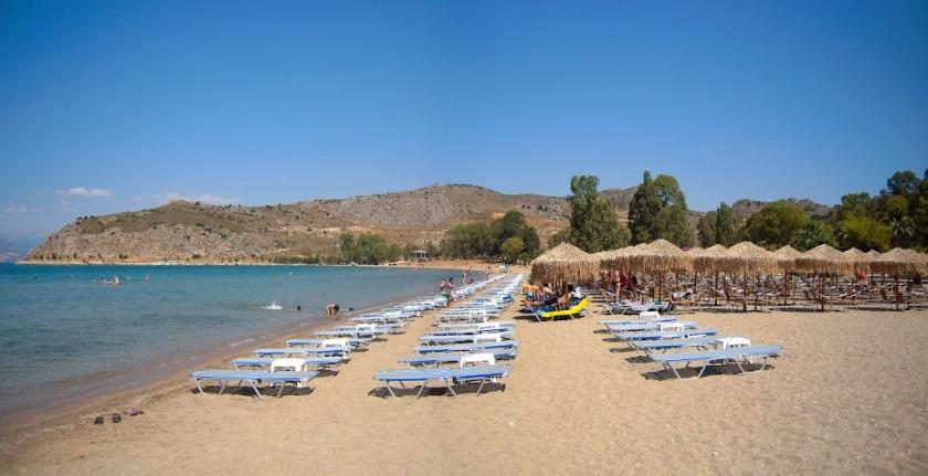 Plaja Karathona - Nafplio, Peloponez