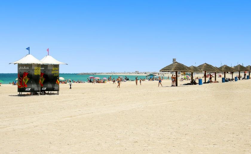 Plaja Kite Beach Dubai
