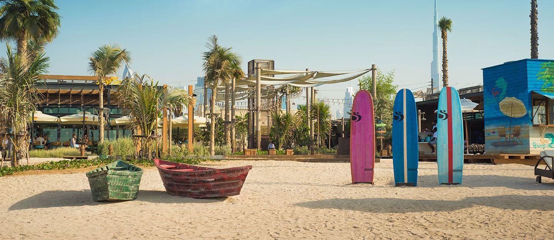 Plaja La Mer - Dubai