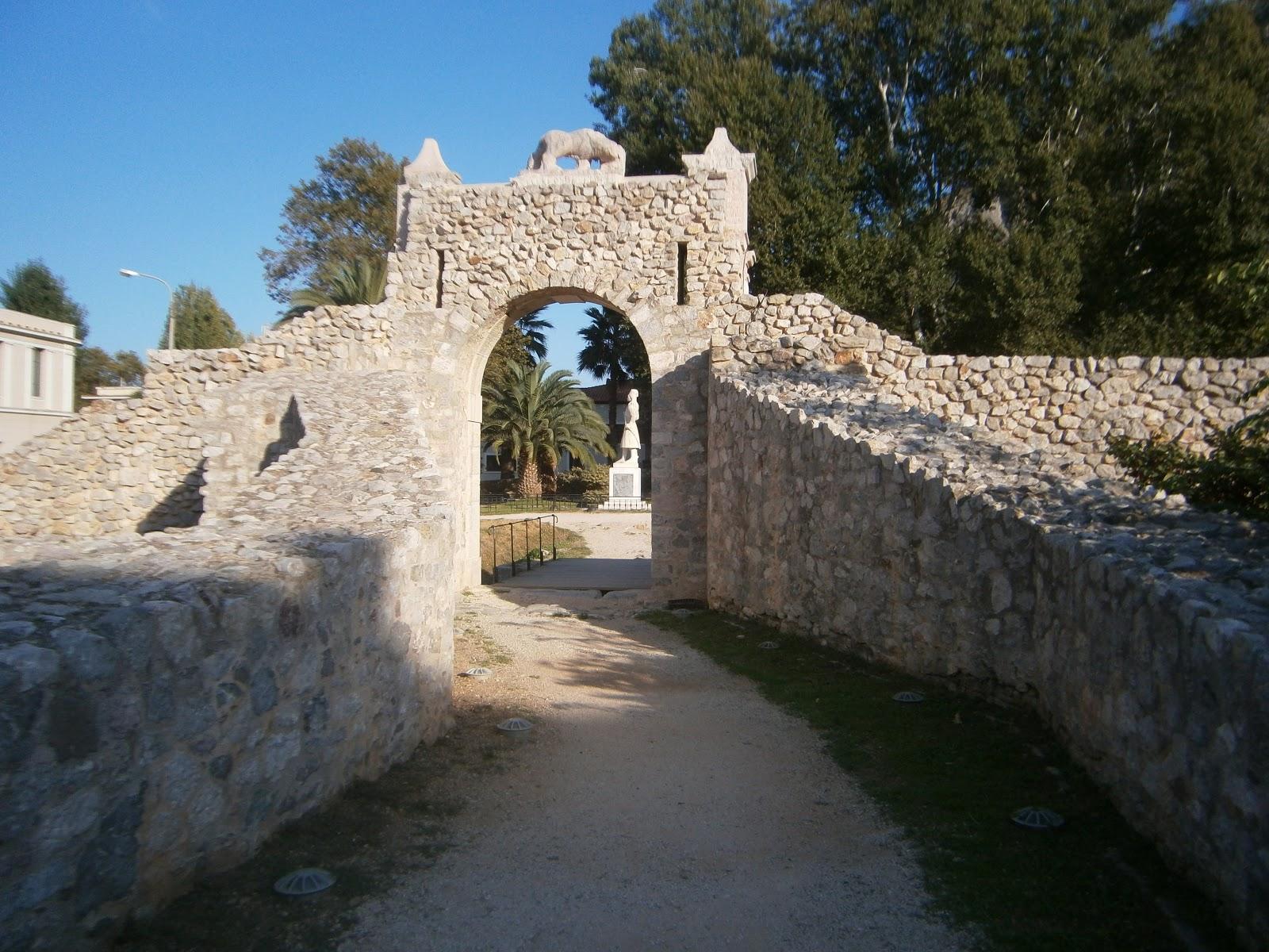 Porta della Terraferma - Nafplio