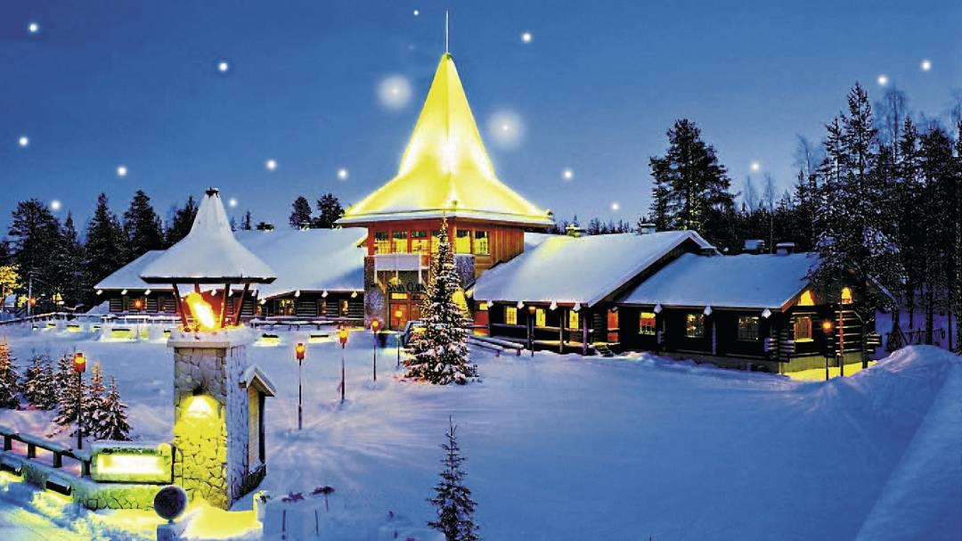 Santa Claus Village - Rovaniemi