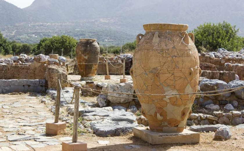 Situl arheologic Malia - Creta