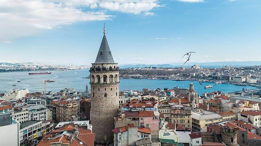 Turnul Galata, Istanbul - Turcia