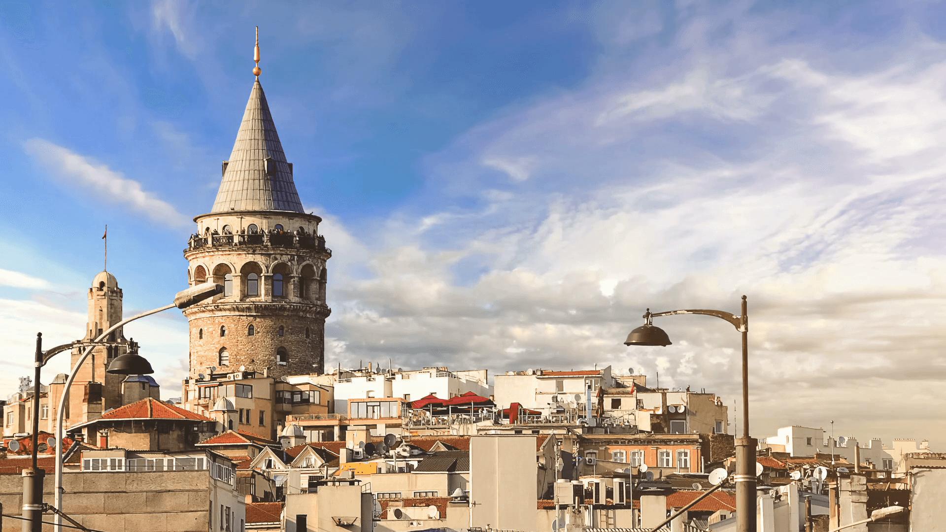 Turnul Galata - Istanbul