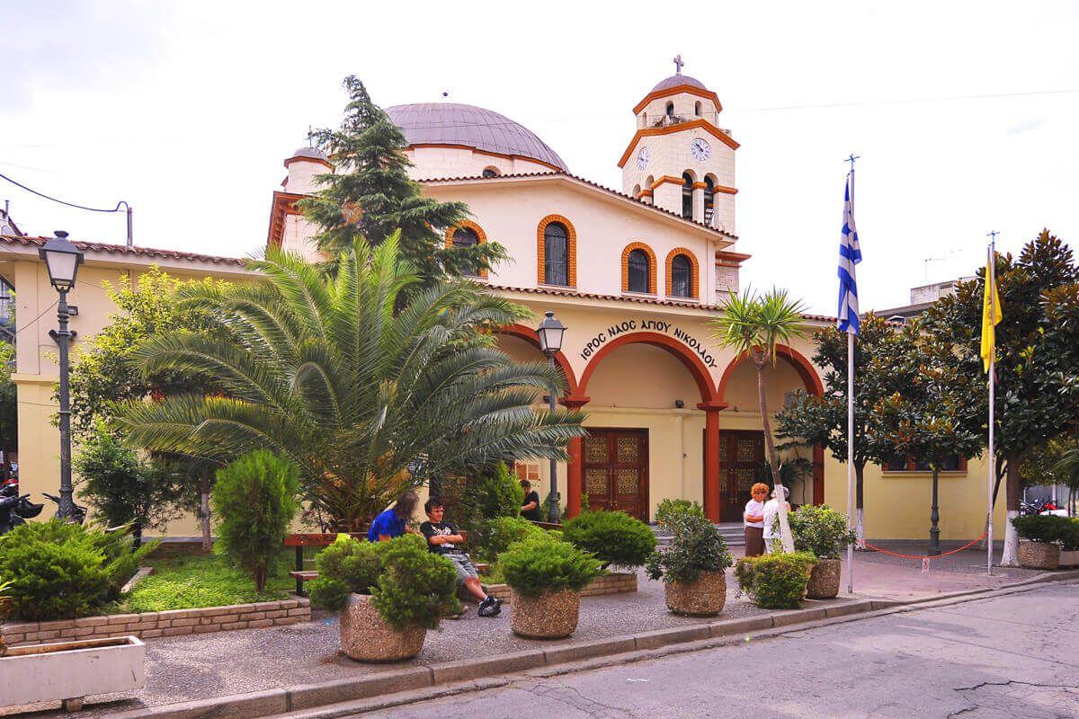 BisericaAgios Nikolaos - Kavala