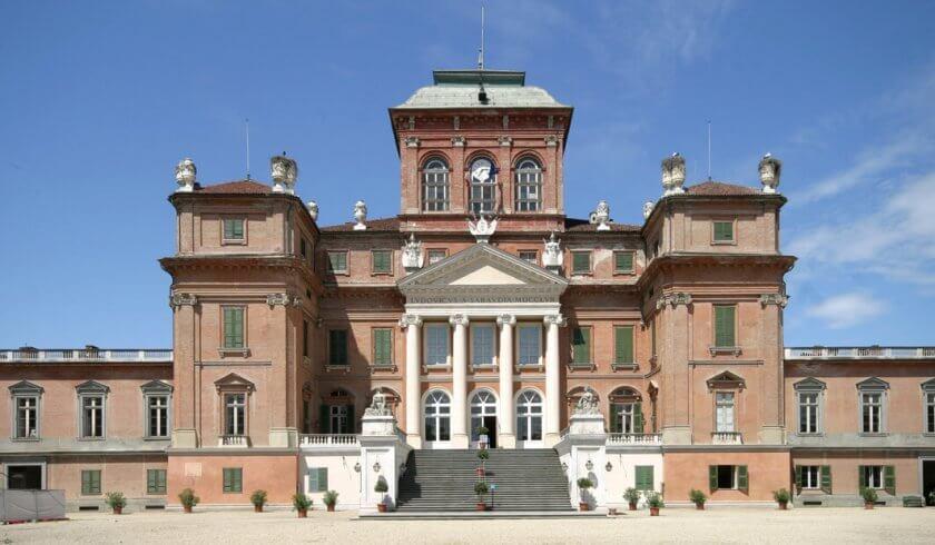 Castello di Racconigi - Torino