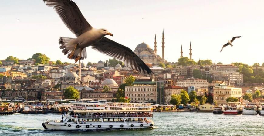 Croaziera pe Bosfor - Istanbul