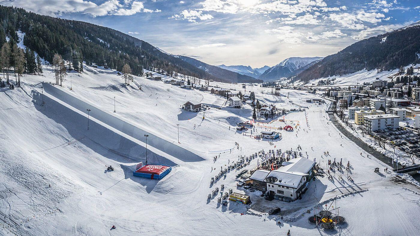 Davos - Jakobshorn