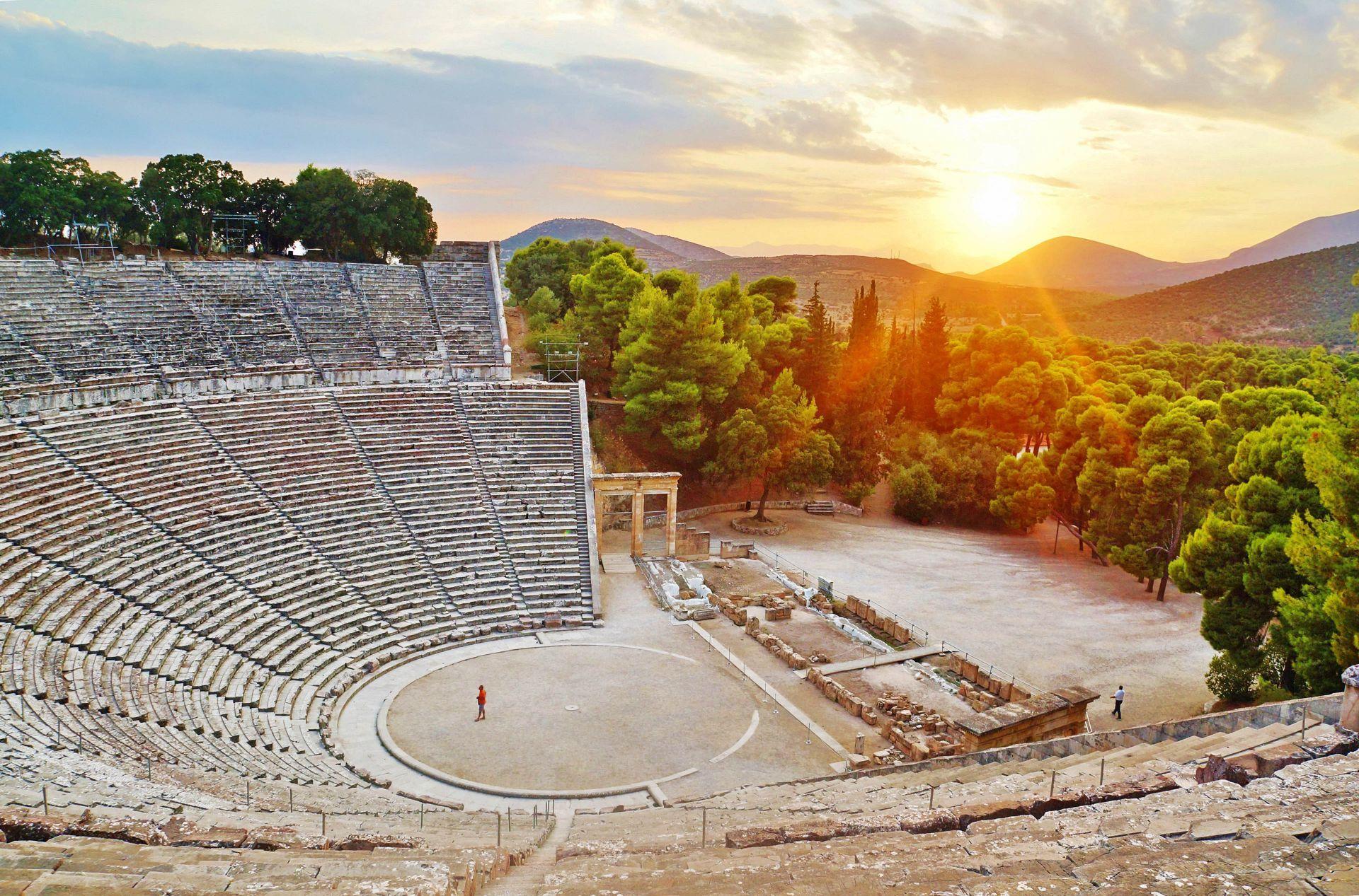 Epidaurus - Grecia