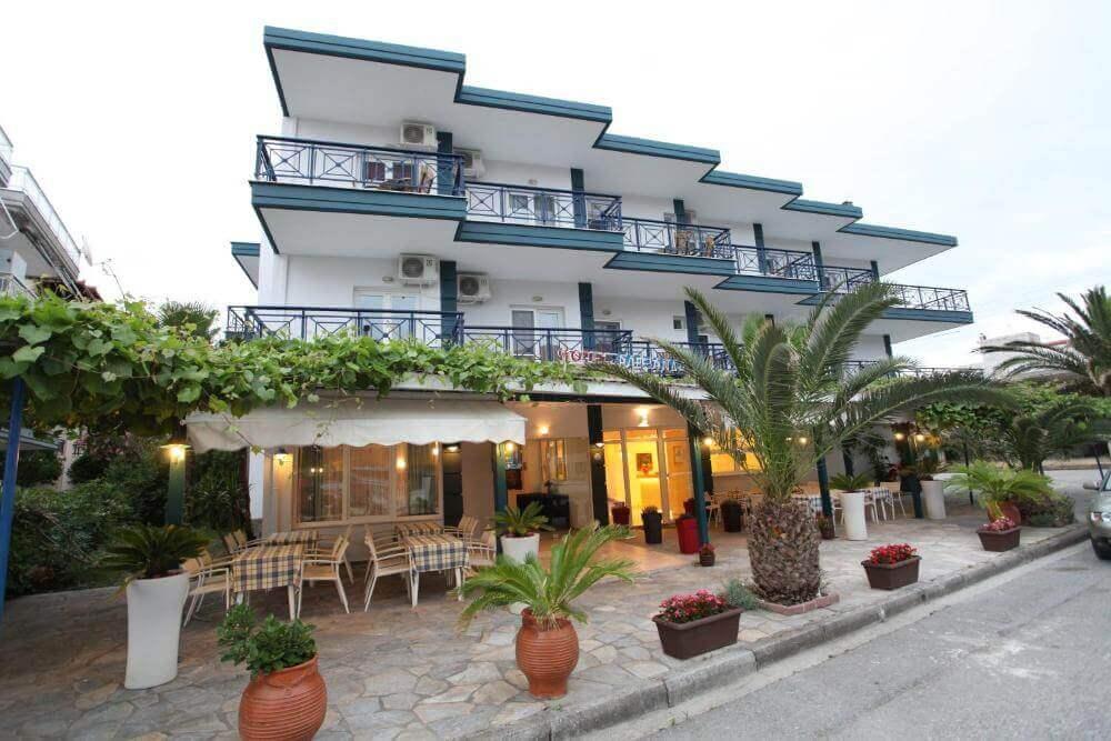 Hotel Alexandros - Nei Pori