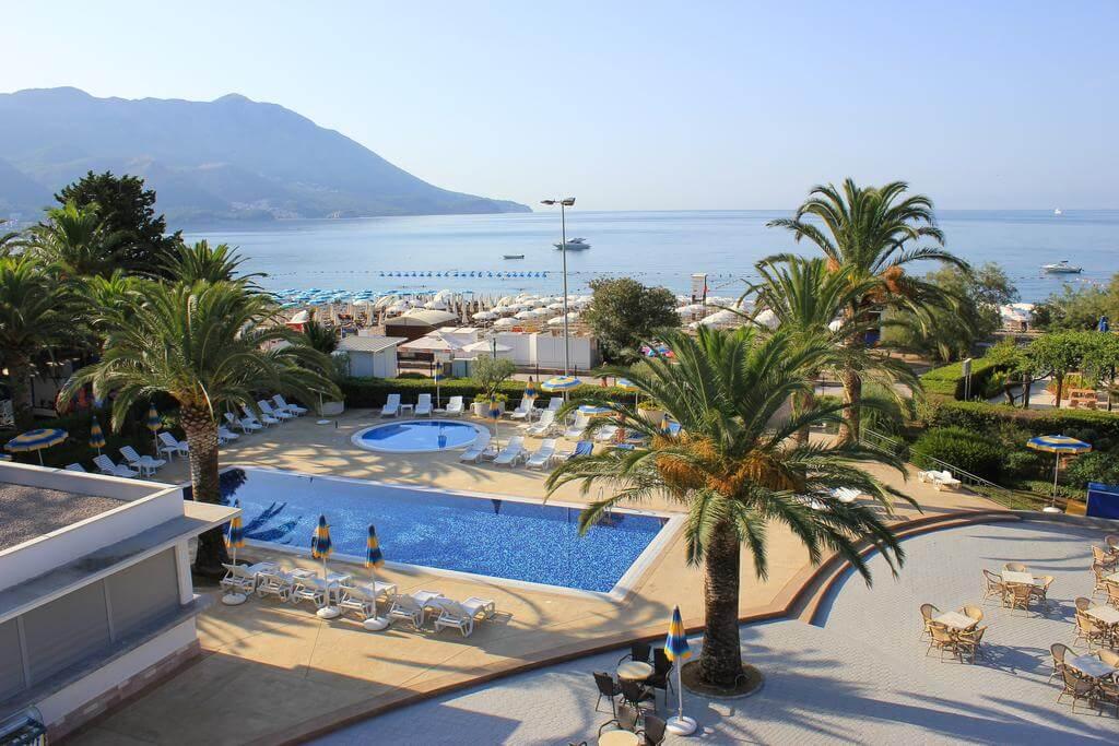Hotel Montenegro - Budva