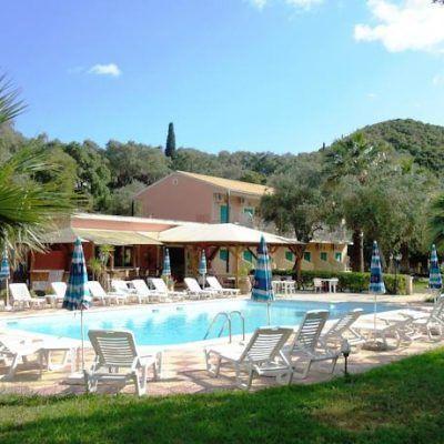Hotel Phivos - Paleokastritsa, Corfu