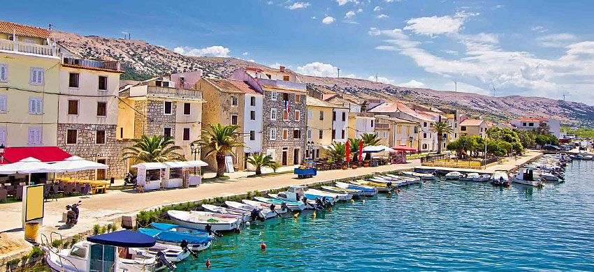 Insula Pag - Croatia