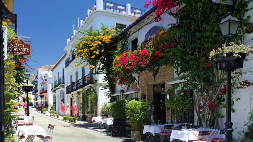 Marbella - orasul vechi