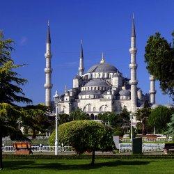 Moscheea Albastra - Istanbul