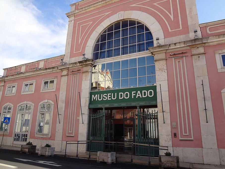 Muzeul Fado, Lisabona