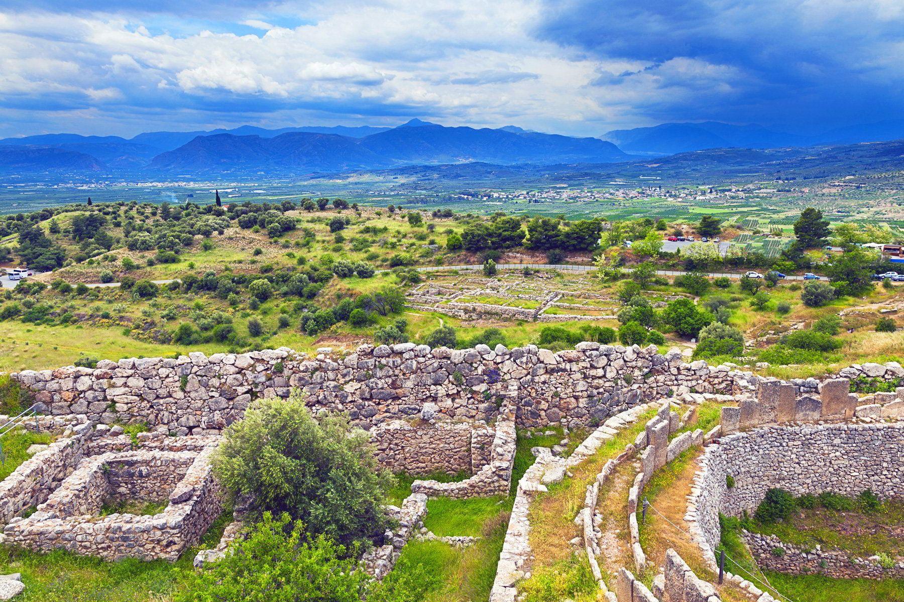 Mycene - Grecia